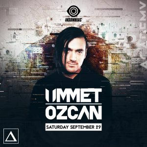 Ummet Ozcan at Academy LA