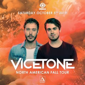 Vicetone at Academy LA