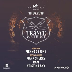 Dreamstate In Trance We Trust at Exchange LA