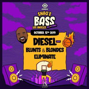 DJ Diesel at Academy LA