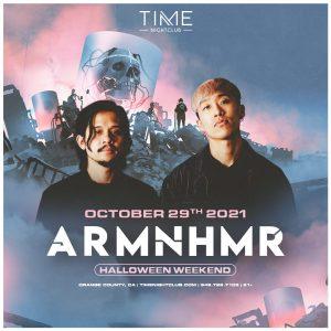 ARMNHMR at Time Nightclub - October 29, 2021