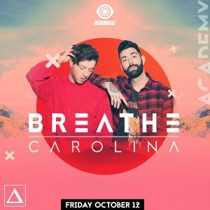 Breathe Carolina at Academy LA