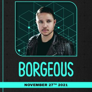 Borgeous at Time Nightclub - November 27, 2021