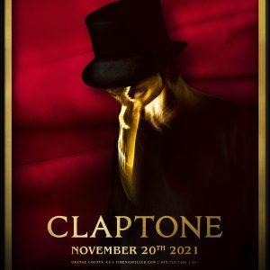 Claptone at Time Nightclub - November 20, 2021