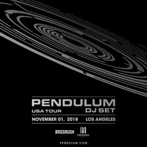 Pendulum at Exchange LA