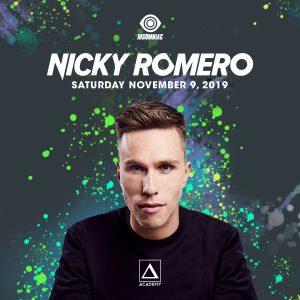 Nicky Romero at Academy LA
