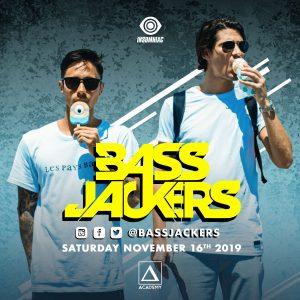 Bassjackers at Academy LA