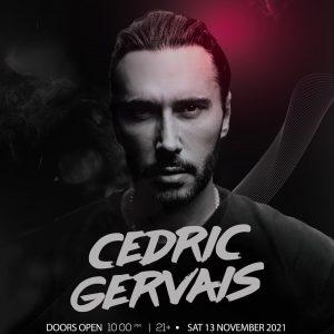 Cedric Gervais at Avalon Hollywood - November 13, 2021