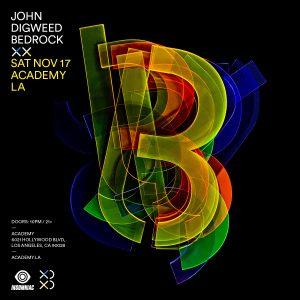 John Digweed at Academy LA