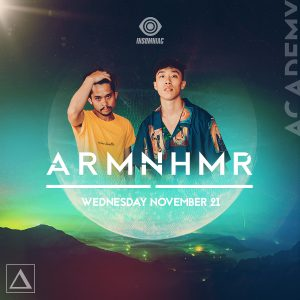 ARMNHMR at Academy LA