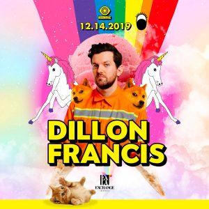Dillon Francis at Exchange LA