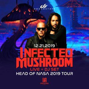 Infected Mushroom at Exchange LA