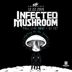 Infected Mushroom at Exchange LA