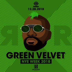 Green Velvet at Exchange LA