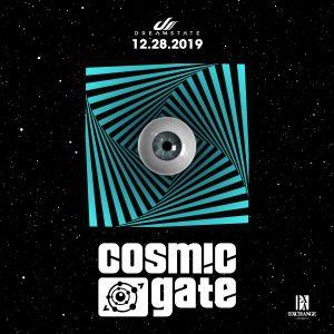 Cosmic Gate at Exchange LA