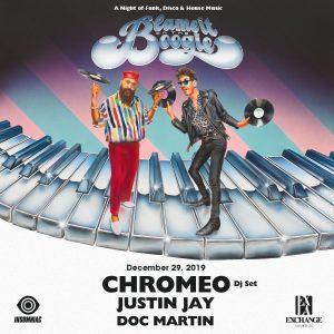 Chromeo at Exchange LA