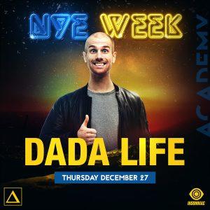 Dada Life at Academy LA