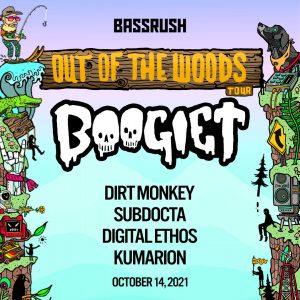 Bassrush presents Boogie T & Friends at Exchange LA - October 14 2021