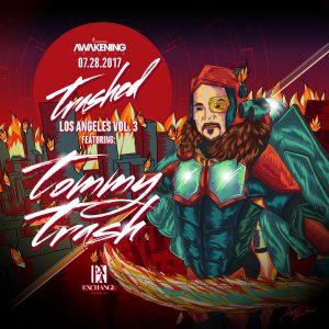 Tommy Trash presents Trashed Volume 3 at Exchange LA