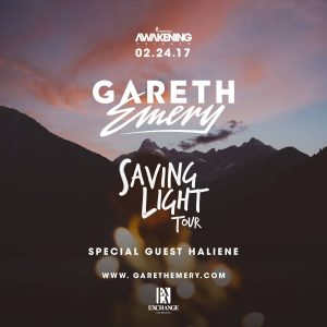 Gareth Emery at Exchange LA | February 24, 2017
