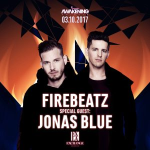 Firebeatz with Jonas Blue at Exchange LA