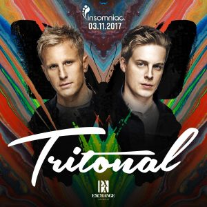 Tritonal at Exchange LA