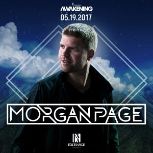 Morgan Page at Exchange LA
