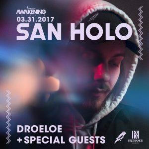 San Holo at Exchange LA