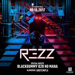 Rezz at Exchange LA