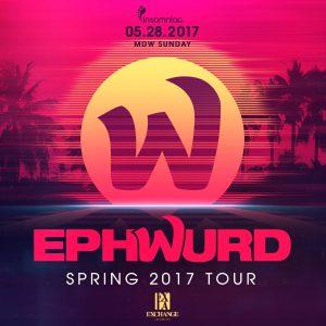 Ephwurd at Exchange LA