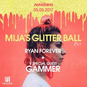 MIJA, Ryan Forever, Gammer at Exchange LA
