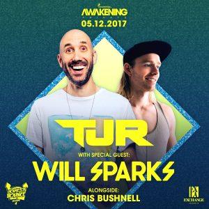 TJR w/ Will Sparks at Exchange LA