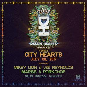 Desert Hearts at Exchange LA