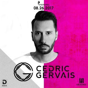 Cedric Gervais at Exchange LA