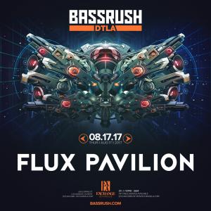 Flux Pavilion at Exchange LA