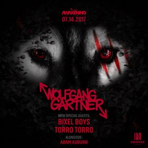 Wolfgang Gartner with Bixel Boys + Torro Torro at Exchange LA