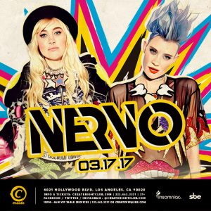 Nervo at Create Nightclub