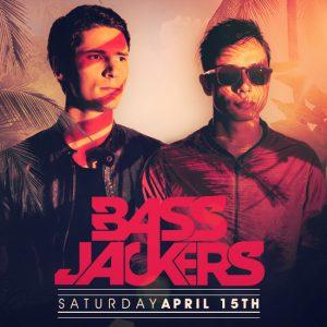 Bassjackers at Create Nightclub