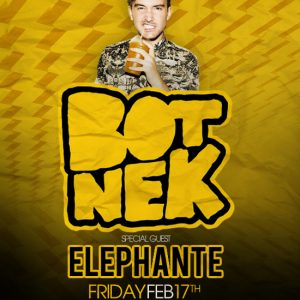 fri 2 17 botnek w elephante create nightclub night owl