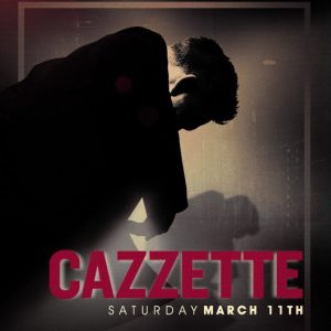 Cazzette at Create Nightclub | March 11, 2017