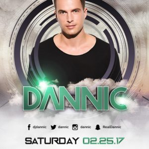 dannic at create nightclub tickets guestlist night owl guestlist