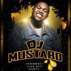 DJ Mustard at Create Nightclub