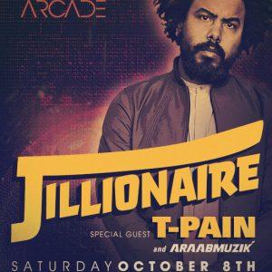 sat 10 8 jillionaire w t pain araabmuzik create nightclub