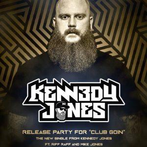 Kennedy Jones at Create Nightclub