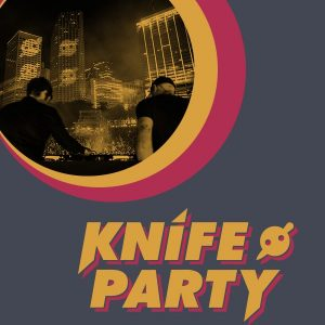 Knife Party at Create Nightclub
