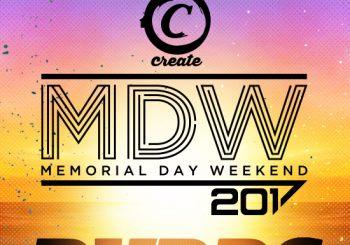DVBBS at Create Nightclub
