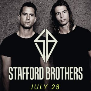 stafford brothers at create nightclub 7 28 tickets guestlist