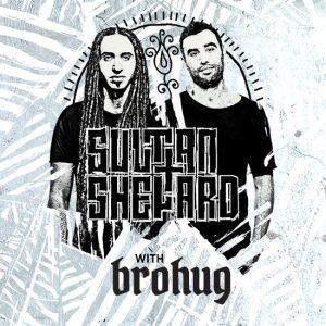 Sultan Ned Shepard at Create Nightclub