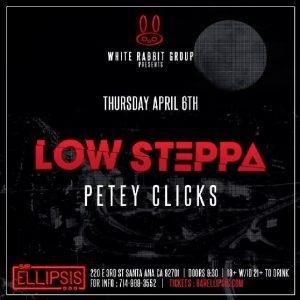 Low Steppa at Bar Ellipsis   April 6, 2017