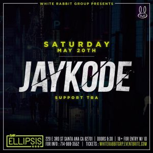 jaykode at bar ellipsis | May 20, 2017